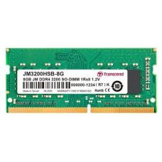 SODIMM  Transcend 8 GB DDR4 3200 MHz JetRam (JM3200HSB-8G)