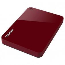 Жесткий диск Toshiba Canvio Advance 2 TB Red (HDTC920ER3AA)