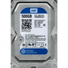 Жесткий диск для ПК HDD WD Blue WD5000AZLX
