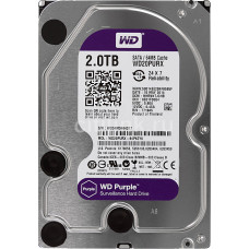 "Жесткий диск для ПК HDD WD Purple (WD20PURX) 3.5"""