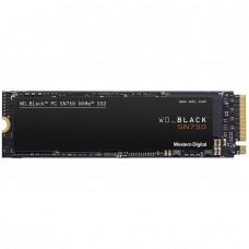 SSD накопитель WD Black SN750 NVME SSD 500 GB (WDS500G3X0C)